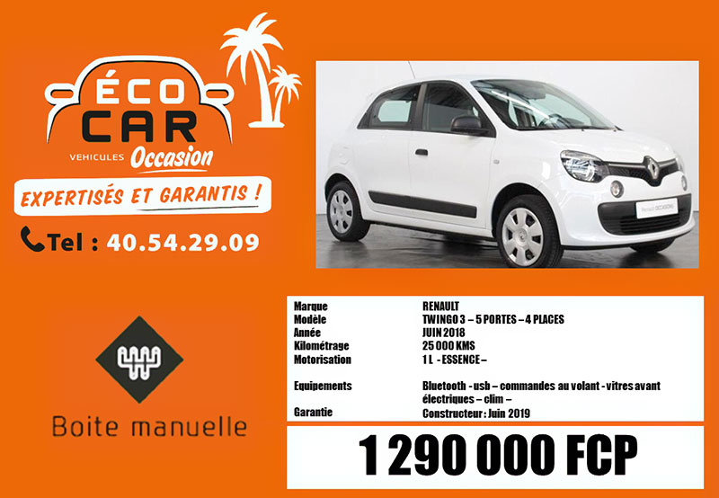 Occasion Renault Twingo